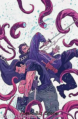 Doctor Strange Punisher Magic Bullets #4 (Of 4) (2017) 1St Printing