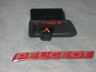 New Genuine Peugeot SV50 SV80 Indicator turn signal switch button PE724128