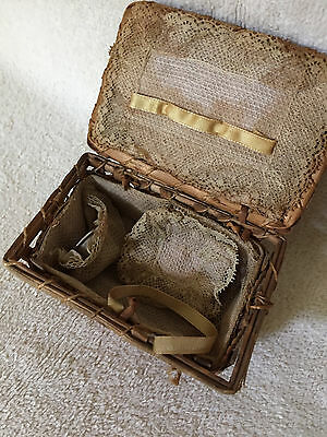 Sewing Basket Child's [prob.] Shaker