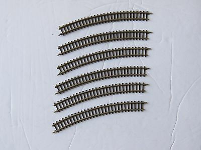 Marklin Z Scale 6 Curved Track #8521
