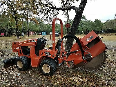 Trencher/Rock Saw  ditchwich RT40  diesel 2007 645 hours