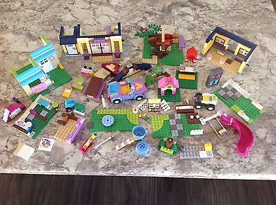 Lego And Friends Parts Pieces Mixed  Lot