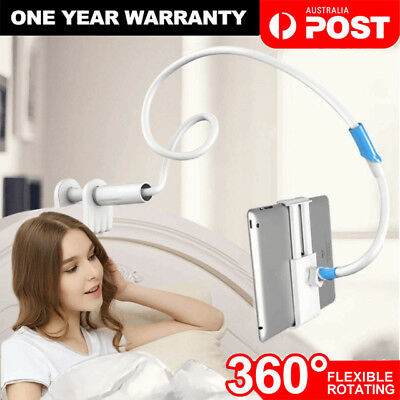 360 Rotating Lazy Table Bed Tablet Holder Mount for iPad iPhone Mini Air Samsung