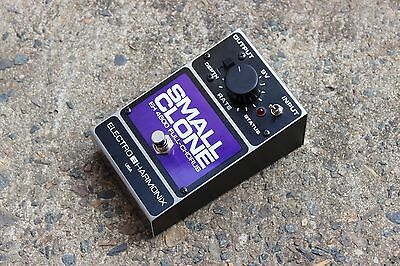 Mojo Mods Electro Harmonix Small Clone Modified Chorus Vibrato Effects Pedal