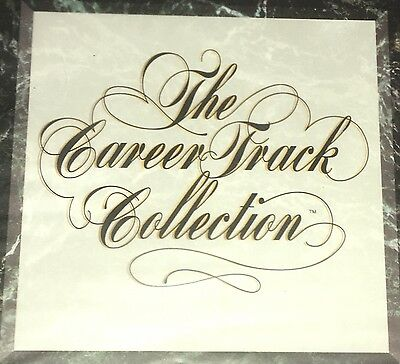 The Career Track Collection Box Set Cassettes Self Improvement 1989 Excellent!