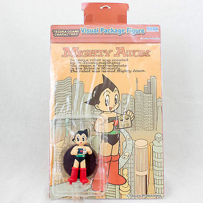 Mighty Atom Astro Boy Visual Package Figure Osamu Tezuka JAPAN ANIME MANGA
