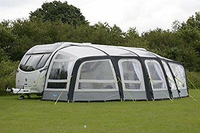 Kampa Frontier Air Pro Caravan Awning 2017 NOW REDUCED FLASH SALE