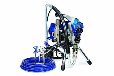 New Graco 390 PC Electric Airless Paint Sprayer 17C310