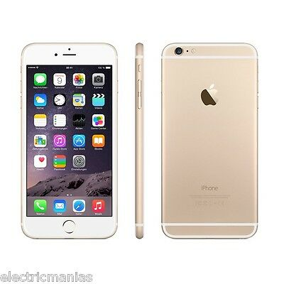 Ohne Vertrag Apple iPhone 6 Plus A1522 HD 1080P 64GB LTE 4G Handy Smartphone GPS