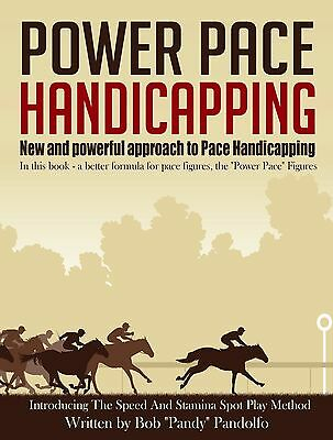 POWER PACE Handicapping Thoroughbred horseracing handicapping system and book