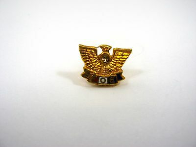 Vintage Collectible Pin: FOE Fraternal Order of Eagles