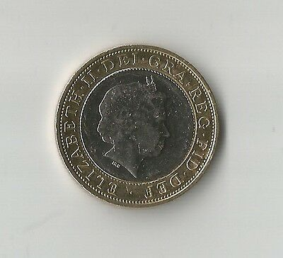 Two pound £2 Coins / UK British circulated Uncirculated 1999 - 2017