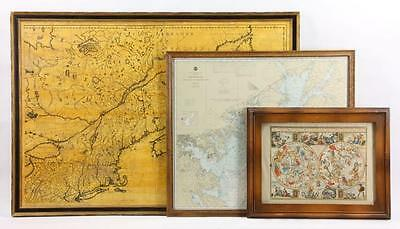 Group of Three Maps Lot 8113