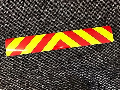 Magnetic Sign Chevron Motorway Maintaince vehicle emergency response