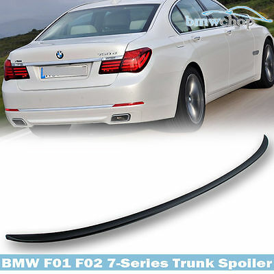 BMW 7-Series F01 4DR Saloon M3-Style Rear Boot Spoiler Wing 08-15 UK Seller
