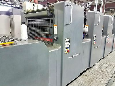 1994 Heidelberg MOVPH 48 x 65 cm Used Printing Press, Sheetfed, Offset, MO, MOVP