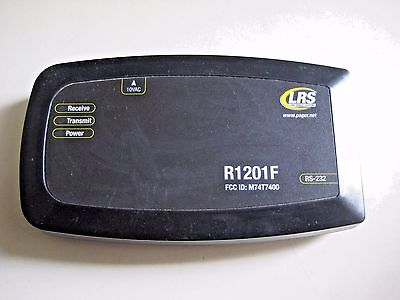 Lrs Long Range Paging System Base Station Receiver R1201F