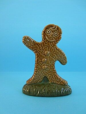 WADE WHIMSIES LARGE BLOW-UP GINGERBREAD MAN *Mint Condition*
