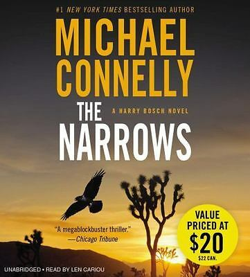 THE NARROWS (A Harry Bosch Novel) unabridged audio CD by MICHAEL CONNELLY