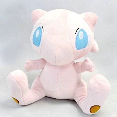 UK Stock Pokemon Center Mew Large Plush Soft Toy Doll 12inch 30cm