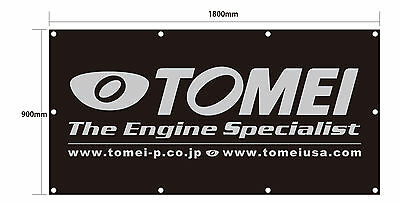 Tomei Banner 1800mm x 900mm - 763002