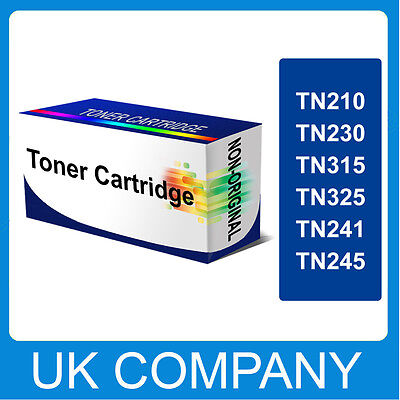 Multipack High Yield Toner For Brother TN325 TN315 TN230 TN210 TN241 TN245