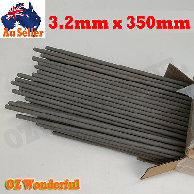4KG Package 3.2mm x 350mm ELECTRODES STICK WELDING RODS STEEL ELECTRODE