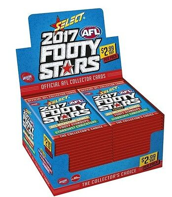 Select AFL Footy Stars 2017 CDU of 36