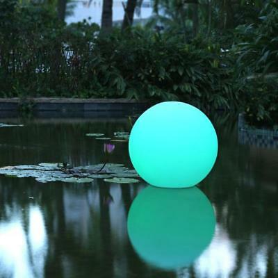 LED Rechargeable Floating Glow Ball Light Lamp – 50cm Light Colour Changing Moon