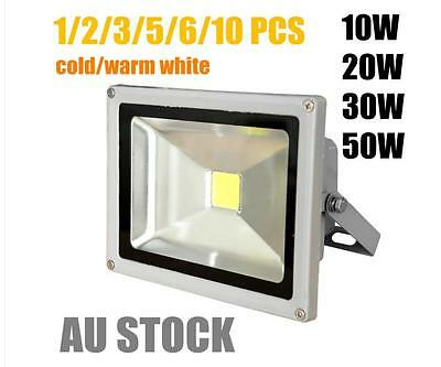 10W 20W 30W 50W 100W 150W LED Flood Light  FloodLight Outdoor Lamp AC 220V-240V