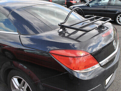 Vauxhall Astra Convertible / Twin Top Luggage Boot Rack ; No Clamps  No Damage