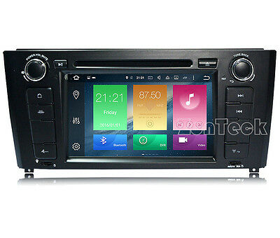 autoradio bmw serie 1 e81 e82 116i 118i 120i 130i navigatore gps bluetooth jj eur 279 99. Black Bedroom Furniture Sets. Home Design Ideas