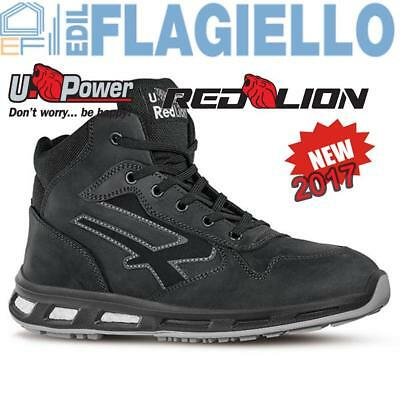 Scarpe Antinfortunistica UPOWER Red Lion LIFT S3 SRC dal 35 al 48 u power