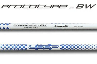 NEW JAPAN syncagraphite Loop Prototype BW shaft ONLY