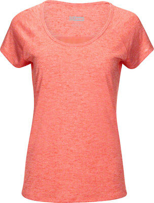 Zoot Sunset Tee Women's Top: Coral MD