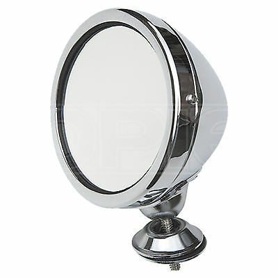 Replacement Mirror Glass - Chrome Donwton Style Mirror