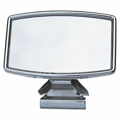 Replacement Mirror Glass - Stainless Steel Overtaking Mirror