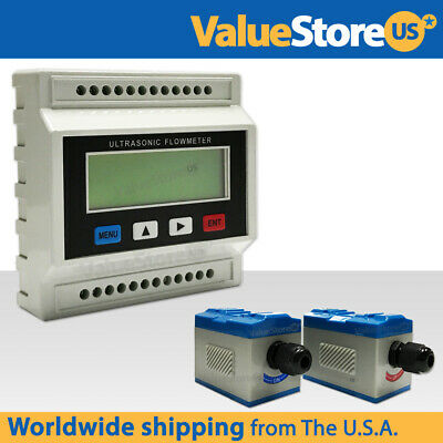 Ultrasonic Flow Meter with Transducers TUF-2000M-TM-1 from 50 to 700 mm.