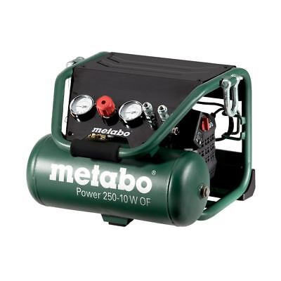 Metabo Druckluft mobil Kompressor Power 250-10 W OF