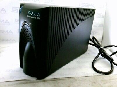 Sola/Hevi-Duty S2K1000 Power Supply 1000VA 600W 120Vac, 50/60hz, 12A