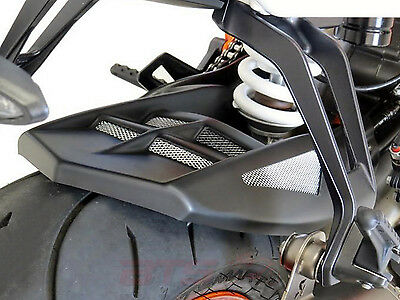 Bodystyle Hinterradabdeckung Carbon Look/rear hugger-KTM 1290 Super Duke R 2017