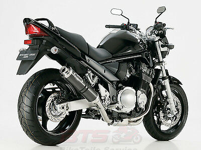 Hurric Supersport exhaust-SUZUKI GSF 1200 Bandit 2006