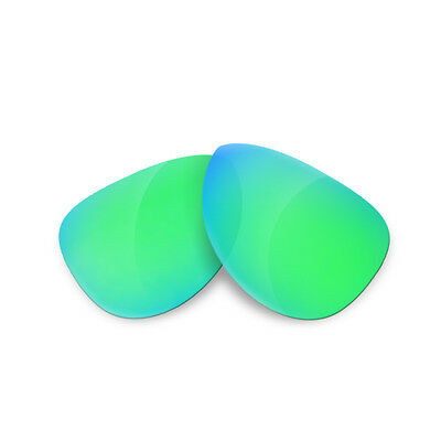 Fit&See Green+Red+Blue+Purple+Black+Titanium Replacement for Lenses Ray Ban 3025