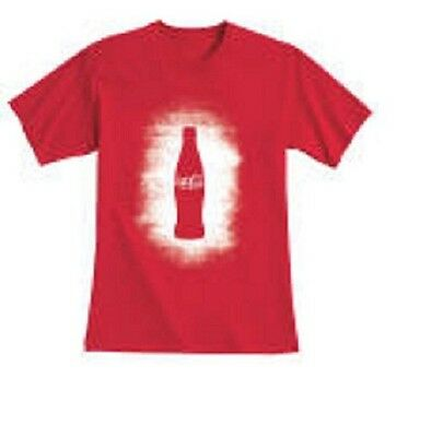 Coca Cola Coke Red Bottle  Tshirt 2Xl  New!