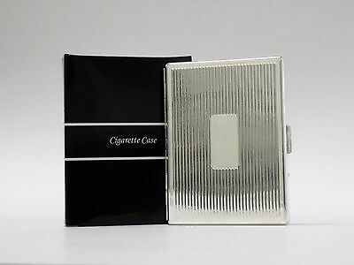 Metal Pocket Cigarette Smoke Case Holder Storage Box (Pack of 10 Cases)