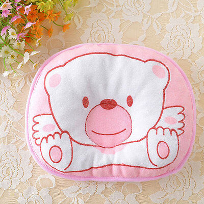 1Pc Newborn Baby Nursing Bed Pillow Cotton Cushion Infant Sleep Positioner New