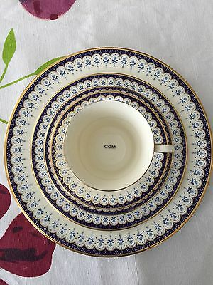 Minton Consort 5 PIECE PLACE SETTING, Bone China (9 sets available)