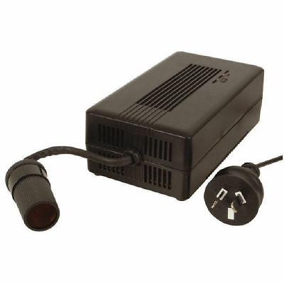 NWA 12VDC 7.5A Switchmode Power Supply - Mains to Cigarette Lighter Socket
