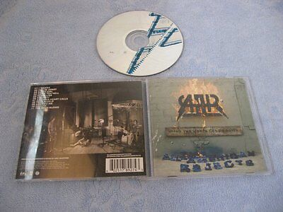 The All American Rejects when the world comes down - CD Compact Disc