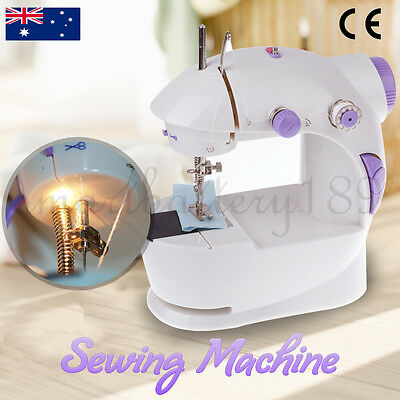 Quality Electric Mini Multi-Function Portable Hand Held Desktop Sewing Machine